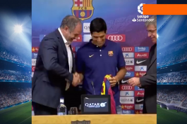 لالیگا / اسپانیا / بارسلونا / اروگوئه / barcelona