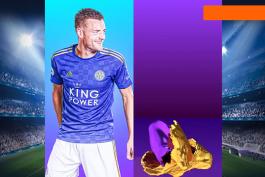 لسترسیتی  / لیگ برتر انگلیس  / Leicester City  / Premier League / کفش طلا