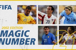 جام جهانی 2002 / فیفا / fifa / world cup / ایتالیا / سوئد