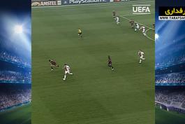 حرکات تکنیکی و دریبل های چشم نواز زلاتان ابراهیموویچ در لیگ قهرمانان اروپا / ویدیو