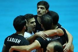 شهرداری ورامین-ایران-والیبال-لیگ برتر والیبال ایران