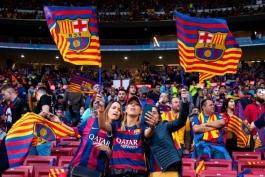 بارسلونا-اسپانیا-لالیگا-نیوکمپ
