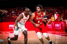 بسکتبال ایران-iran basketballl