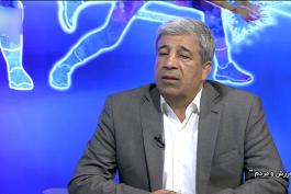 محمد بنا / حواشی کشتی ایران / برنامه ورزش و مردم