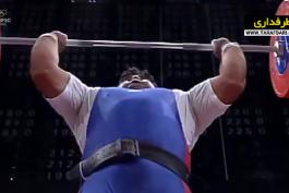 olympic games-مسابقات المپیک-وزنه برداری-weightlifting