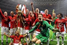 منچستر یونایتد / لیگ قهرمانان اروپا / اینفوگرافیک / اروپا