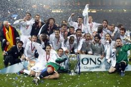 قهرمانان 4 لیگ معتبر اروپایی و رقابت های یوفا در فصل 02-2001 / اینفوگرافیک اختصاصی