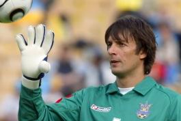 دروازه بان تیم ملی اوکراین