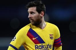 بارسلونا/ مهاجم بارسلونا/ آرژانتین/ لالیگا/ Barcelona