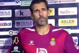 اسپانیول / لالیگا / اسپانیا / دروازه بان اسپانیول / Espanyol