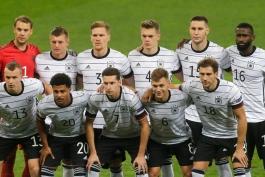 لیست تیم ملی آلمان برای بازی با جمهوری چک، اسپانیا و اوکراین اعلام شد