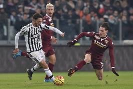 تورینو / یوونتوس / سری آ / ایتالیا / Juventus / Torino