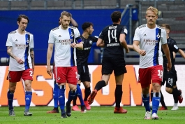 زاندهاوزن / هامبورگ / بوندسلیگا 2 / آلمان / Bundesliga 2