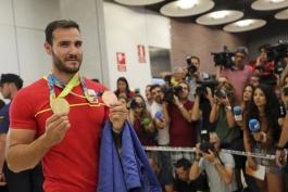 اسپانیا-قایقران اسپانیایی-مدال المپیک ریو 2016-Spain