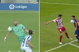 بارسلونا / اتلتیکو مادرید / رئال مادرید / رئال سوسیداد / لالیگا / Laliga