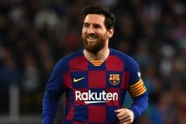 تبریک جالب باشگاه فیورنتینا برای تولد لیونل مسی / عکس