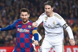رئال مادرید و بارسلونا