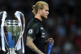لیورپول / دروازه بان لیورپول / آلمان / لیگ قهرمانان اروپا / Liverpool
