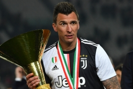 یوونتوس-مهاجم یوونتوس-کرواسی-سری آ-Juventus