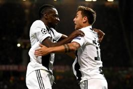 یوونتوس/ هافبک یوونتوس/ مهاجم یوونتوس/ لیگ قهرمانان اروپا/ Juventus