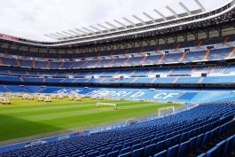 رئال مادرید/ استادیوم رئال مادرید/ اسپانیا/ Real Madrid