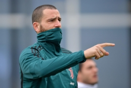 یوونتوس-مدافع یوونتوس-تمرینات یوونتوس-ایتالیا-Juventus