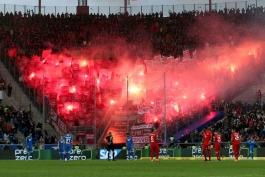 هواداران بایرن مونیخ-استادیوم هوفنهایم-Bayern Munchen Fans