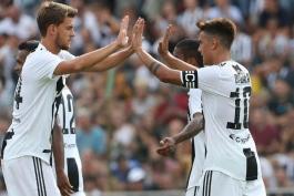 یوونتوس-مدافع یوونتوس-مهاجم یوونتوس-سری آ-ایتالیا-Juventus
