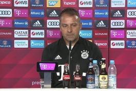 بایرن مونیخ / سرمربی بایرن مونیخ / کنفرانس خبری / آلمان / Bayern