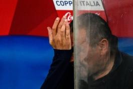 سرمربی یوونتوس / یوونتوس / ایتالیا / کوپا ایتالیا / Juventus