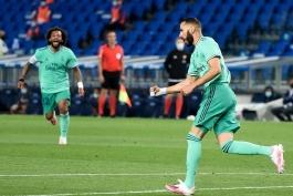 رئال مادرید / مهاجم رئال مادرید / فرانسه / لالیگا / Real Madrid