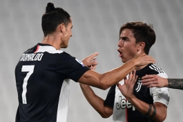 یوونتوس / مهاجمان یوونتوس / سری آ ایتالیا / Juventus
