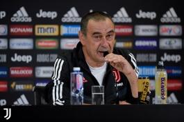 سرمربی یوونتوس / یوونتوس / کنفرانس خبری / Juventus Coach