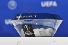 قرعه کشی یک چهارم نهایی لیگ اروپا (فصل 20-2019) | گزارش لحظه به لحظه