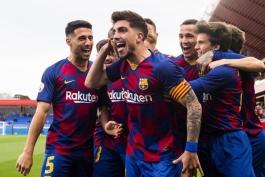 هافبک بارسلونا