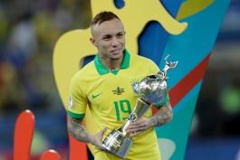 برزیل-آقای گل کوپا آمریکا-مهاجم برزیل-کوپا آمریکا 2019-Brazil