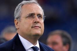 لاتزیو-ایتالیا-سری آ-Lazio-رئیس لاتزیو