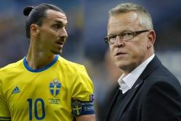 یان اندرسون، سرمربی سوئد: بازگشت زلاتان به تیم ملی؟ وقت و انرژی زیادی برای این موضوع هدر نمی دهم
