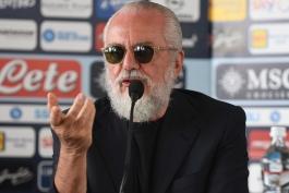 ناپولی / رئیس ناپولی / ایتالیا