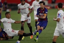 بارسلونا-Barcelona-اسپانیا-آرژانتین-لالیگا