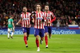 لالیگا-اسپانیا-اتلتیکو مادرید-Atletico Madrid