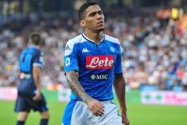 ایتالیا/ناپولی/هافبک برزیلی/Italia/Napoli/brazilian midfielder