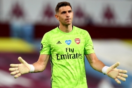 آرسنال/دروازه بان آرژانتینی/Arsenal/ Argentina goalkeeper