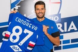 سمپدوریا/وینگر ایتالیایی/Sampdoria/Italian Winger