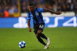 بروخه/بلژیک/مهاجم نیجریه ای/Club Brugge/Belgium/Nigerian Striker