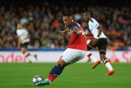 لیل/فرانسه/مدافع برزیلی/lille/Frence/Brazil defender