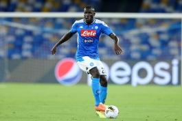 ناپولی/ مدافع سنگالی/Napoli/Senegal defender