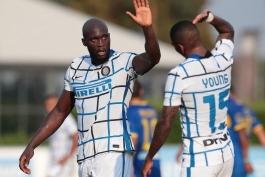 اینتر/کارارزه/دوستانه/Inter/Carrarese/Friendley
