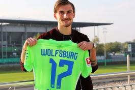 وولفسبورگ/فوروارد آلمانی/Wolfsburg/German Forward