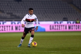 ایتالیا/جنوا/یوونتوس/مدافع آرژانتینی/Italia/Genoa/Juventus/Argentina Defender